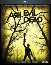 Ash VS Evil Dead Season 1 Blu-ray Region