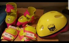 Pete The Cat Girl Skate Combo Pink/Green