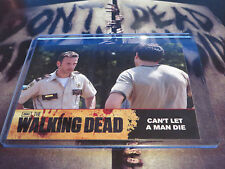 2011 THE WALKING DEAD TRADING CARD #42 GOING BACK FOR DIXON IN ATLANTA ! FREE*