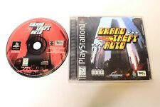 New listing Grand Theft Auto (Sony PlayStation 1, 1998)