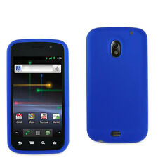 Hard Rubberized Anti-Slip Grip Snap On Case/Cover for Samsung Galaxy Nexus i9250