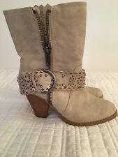 Buckle Womens Midcalf Boots Size 7  By Not Rated Super Cute And Comfy Brand New!