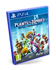 Plants VS Zombies Battle for Neighborville PS4 ESPAÑOL NUEVO PRECINTADO