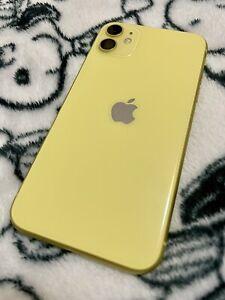 Apple iPhone 11 - 128GB - Yellow (Unlocked) A2111 (CDMA + GSM)