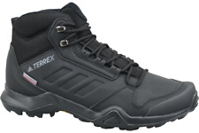 ADIDAS TERREX AX3 BETA MID G26524 BLACK MEN'S SHOES SNEAKERS TREKKING