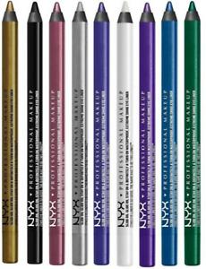 NYX Slide on extreme waterproof eyeliners Various Shades