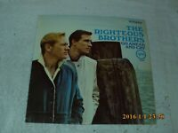Go Ahead And Cry By The Righteous Brothers (Vinyl 1966 Verve) German Pressing