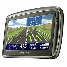 TomTom GO 750 EUROPE Refurb 45 Countries HD Traffic IQ LIVE GPS Navigation
