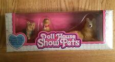 Nuevo/Sellado Horsman-muñeca casa familia mostrar Pets (1992)