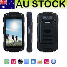 Discovery V8 Smartphone Factory Unlocked Android Outdoor Rugged Phone Two Sim AU