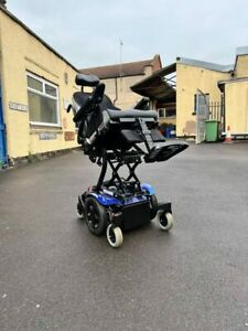 QUICKIE SALSA M2 MWD 4MPH ELECTRIC MOBILITY WHEELCHAIR POWERCHAIR SCOOTER