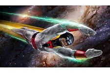 SPACE GHOST 'A MOMENT ALONE' PRINT Hanna Barbera