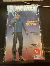 """AMT/ERTL ~ Star Trek """"First Officer Mr Spock"""" ~  12"""" Vinyl Model Kit #8704"""