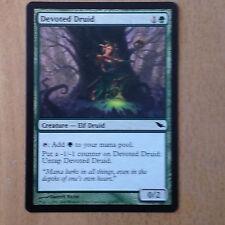 Devoted Druid  - MTG - Shadowmoor (Common)