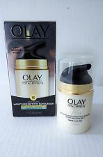 Olay Total Effects 7-in-1 Anti-Aging Moisturizer w/ SPF 15 (Fragrance-Free)