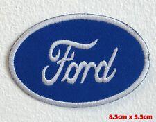 FORD AUTOMOBILE DEPORTES DE MOTOR Insignia Logo Planchar O Coser Parche Bordado