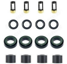 FUEL INJECTOR REPAIR KIT O-RINGS FILTERS GROMMETS 2000-2005 for TOYOTA 1.8L L4