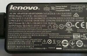 Genuine Lenovo 45W Charger ADLX45NCC3A