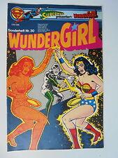 1x Comic - Wunder Girl  Sonderheft Nr.30 - 1978- Ehapa - Z. 2