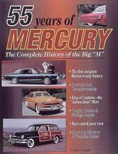 55 Years of Mercury by John A. Gunnell (1997, Paperback)