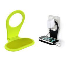 Green Mobile Phone Desktop Holders