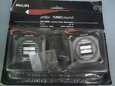 Tweeter piezo orientabile suoni alti frequenze alte Philips d'annata 60W 4Ohm