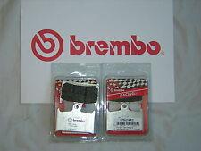 BREMBO Pastillas De Freno Delantero Yamaha TZ250 de 91-10 Nuevo