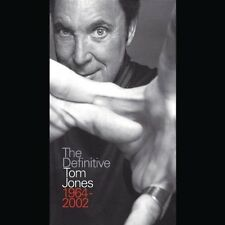 The Definitive Tom Jones 1964-2002 [Box Set] by Tom Jones - LIKE NEW CONDITION
