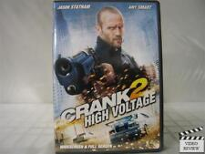 Crank 2: High Voltage (DVD, 2009)