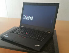 "BUSINESS NOTEBOOK LENOVO THINKPAD T430S 14"" DVD+RW WINDOWS 7 DEUTSCH WEBCAM HD+"