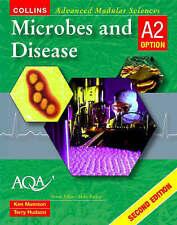Collins Advanced Modular Sciences - Microbes and Disease, Mannion, Ken & Hudson,
