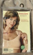 Emma Jane Maternity/Nursing Bra UK34 Cup B-DD Skin 386   Breastfeeding Bra
