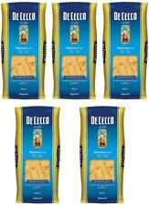 De Cecco 5X Rigatoni Italian Pasta N. 24 500g