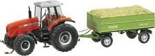 FALLER 161536 H0 car system »Traktor MF mit Anhänger«                     #72549