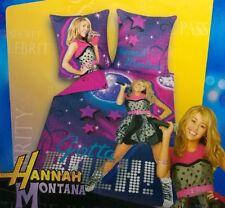 "Herding Disney Hannah Montana Bettwäsche Set 2 teilig 135x200cm ""Gotta Bock!"""