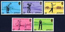 Jersey 2002 Golf set fine fresh MNH