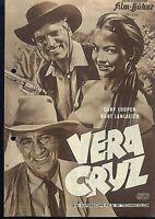 IFB 2766   VERA CRUZ   Gary Cooper, Burt Lancaster, Denise Darcel