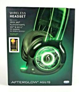 Afterglow Headphones AGU.1S  FAST SHIPPING!! Open Box
