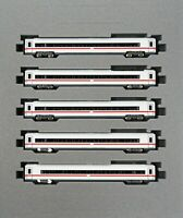 Kato 10-1513 DB ICE4 (Inter City Express) ICE 5 Cars Add-on Set (N scale)