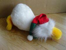 NICI - Ente m. Weihnachtsmütze/Fliege - 25 cm - Kuscheltier Stofftier Plüschtier