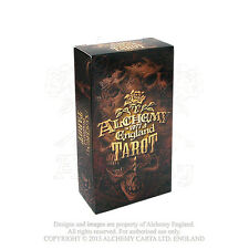 Baraja de cartas naipes Fournier Tarot Alchemy