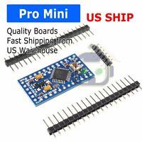Arduino Pro Mini Board Free with Headers ATMEGA328P 16MHz 5V ATMEGA328 Mini Pro