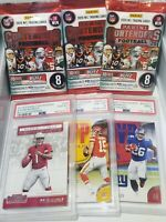 2018-2020 Contenders Football Repack-ONLY 20 PACKS MADE-High Chance Graded Card