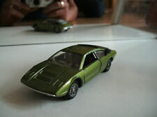 Mebetoys Lamborghini Urraco in Green on 1:43