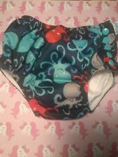 Swim Diaper Reusable Snap Baby Absorbent Toddler Size 18 month