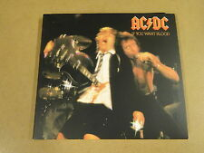 CD / AC/DC - IF YOU WANT BLOOD