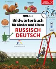 Bildwörterbuch für Kinder und Eltern Russisch-Deutsch von Igor Jourist (2016, Taschenbuch)