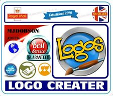 More details for logo maker creator design software cd - windows vista 7,8,8.1 and windows 10