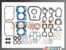 Fit 06-12 Subaru EJ255 EJ257 Turbo DOHC Engine Full Gasket Set w/ oil pan gasket