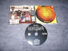 FLESHCRAWL-BLOODSOUL brutality,torchure,bolt thrower 1996 BLACK MARK ORG!!!